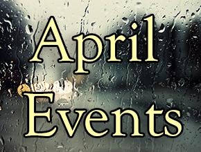April Events 2019