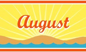 August Events 2019