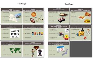 quiz sheet example