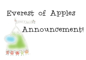 An Announcement from Everest of Apples