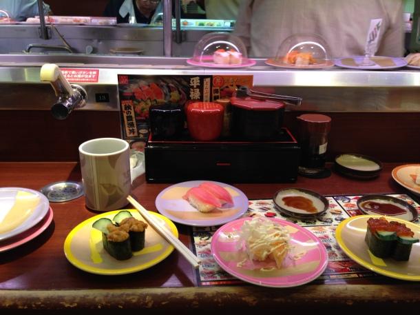 """""""Sushi"""" Ellen Fraser, Fukaura"""
