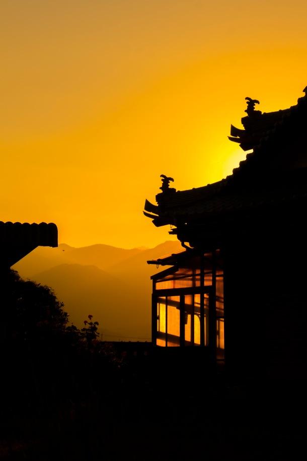 (Alexander Martin) AM1 'Sunset in Himeji'