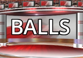 BALLS: The smaller they are, the softer they fall